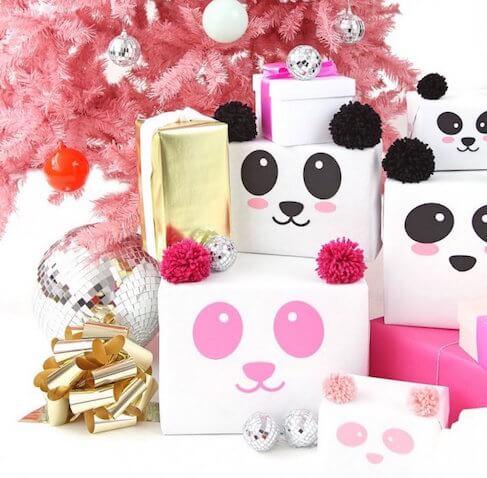 Envolver regalos de forma original para niñ@s