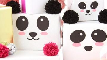 5 ideas para envolver regalos de forma original para los niñ@s