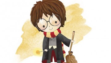 Calendario de Harry Potter para el 2017