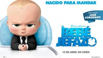 ¡Sorteo de premios de la película El Bebé Jefazo!