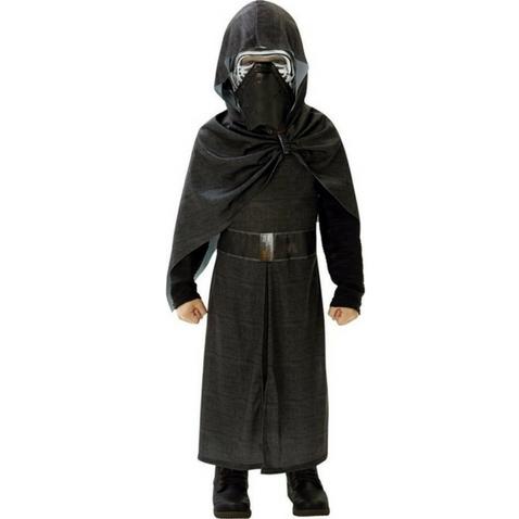 Disfraz Kylo Star Wars rebajado Amazon