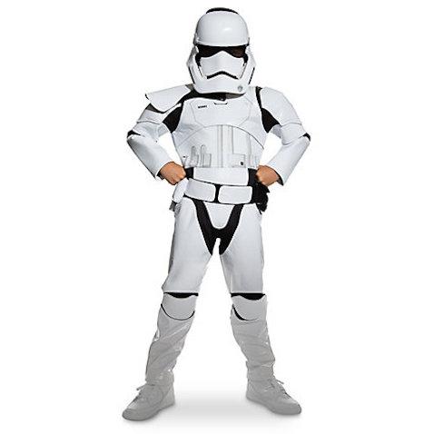 Disfraz soldado imperial de Star Wars