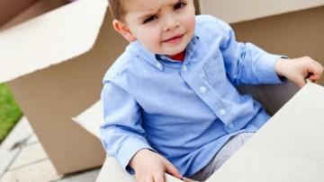 Mudarse con un niño pequeño ¿Cómo ayudarle a gestionar el cambio?