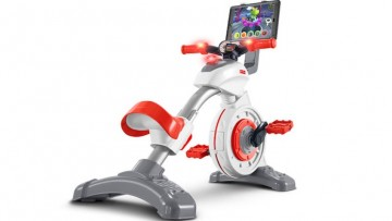 Fisher-Price lanzará Smart Cycle, una bicicleta estática para niñ@s