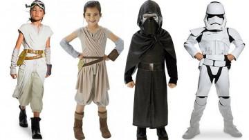 Disfraces de Star Wars para niñ@s con descuentos