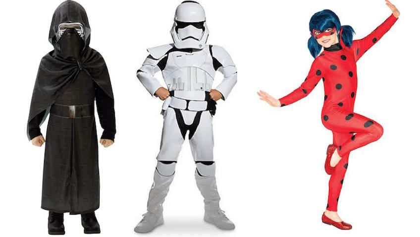 Los mejores disfraces de Carnaval para niñ@s