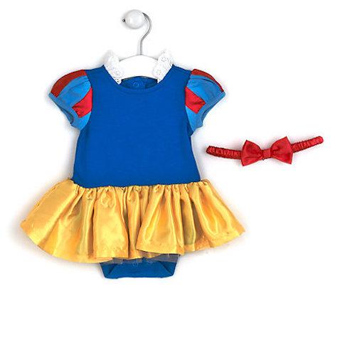 disfraz bebe Blancanieves