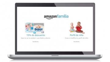 ¡Ahorra 15% en pañales con el nuevo Amazon Familia!
