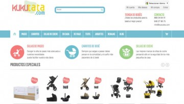 Kukutata la tienda de bebés online que revoluciona el mercado español de la puericultura