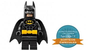 ¡Sorteo de un set de construcciones de Lego Batman!
