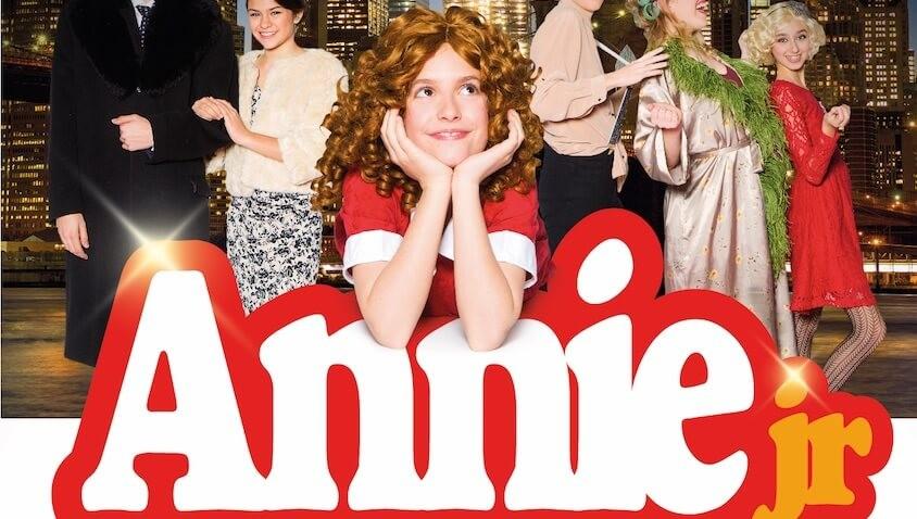 Sorteamos entradas para el Musical Annie Jr en el Teatro Reina Victoria