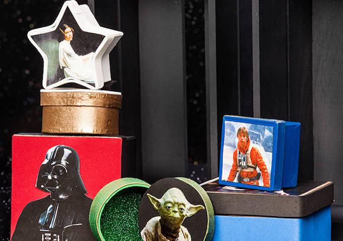 Cajas de Star Wars