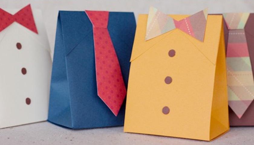Cómo envolver regalos de forma original para el Día del Padre