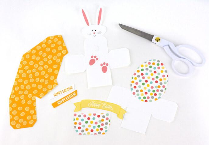 Tutorial para hacer manualidades de Pascua para niñ@s