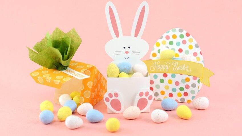 Manualidades de Pascua para niñ@s para imprimir