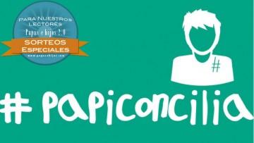 ¡Sorteo para el Día del Padre! Gana un ebook de #papiconcilia
