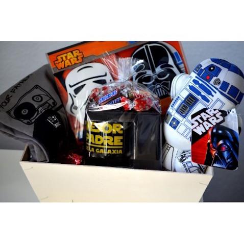 Cesta especial Star Wars para el Día del Padre