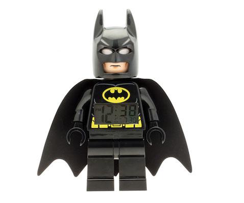 Reloj Despertador digital de Lego Batman