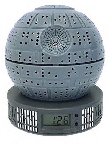 Reloj despertador de Star Wars