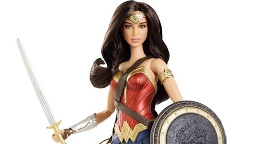 Barbie Wonder Woman muñeca Mujer Maravilla