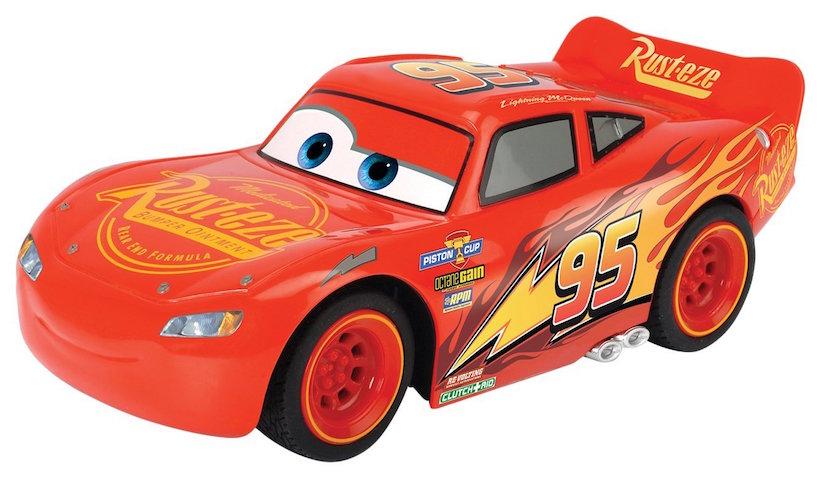 Coche Radio Control Rayo McQueen Cars 3