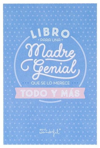 Libro Madre e Hija de Mr Wonderful