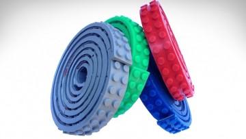 Cinta adhesiva de Lego, un invento fantástico!