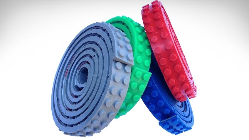 cinta adhesiva de Lego Nimuno Loops