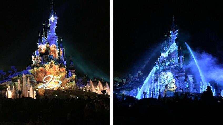 25 Aniversario de Disneyland París