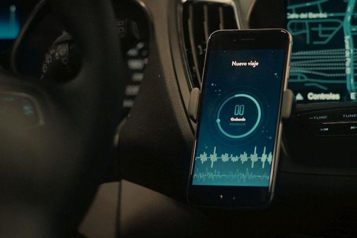 La minicuna de Ford tiene conectividad con una aplicación móvil