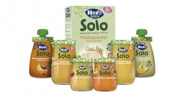 Nueva gama Hero Baby SOLO de productos ecológicos para la alimentación de tu bebé