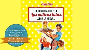 ¡Sorteo de las nuevas latas de ColaCao vintage de edición limitada!