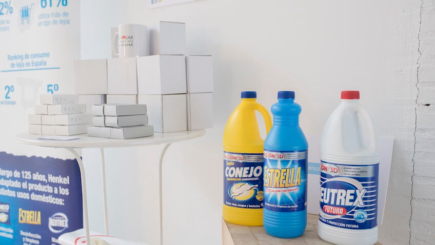 Sorteo Papás e hijos premios de tres productos de HenkelSorteo Papás e hijos premios de tres productos de Henkel