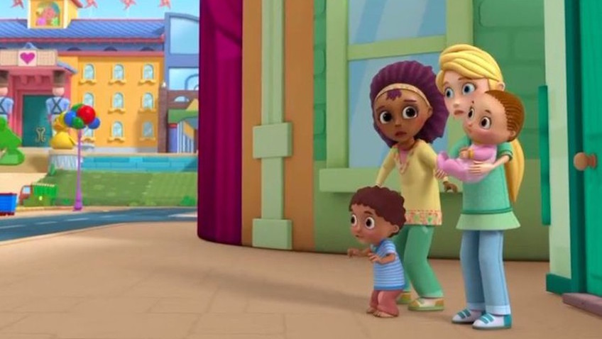 Capítulo de la Doctora Juguetes sobre una familia de lesbianas con dos hijos despierta la polémica