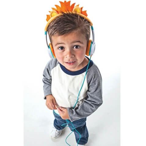 Auriculares para niñ@s Orange Lion IFROGZ