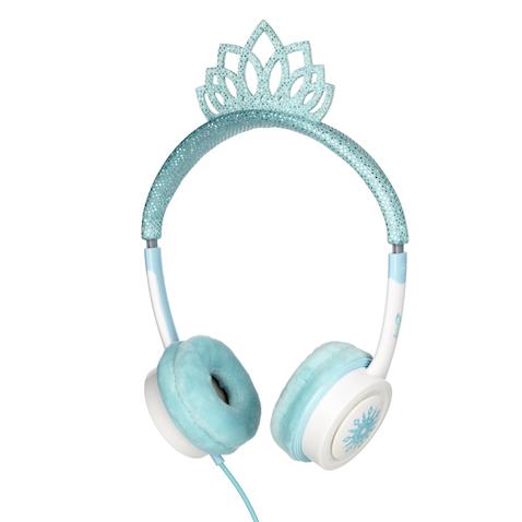 auriculares para niñ@s tiara azul IFROGZ