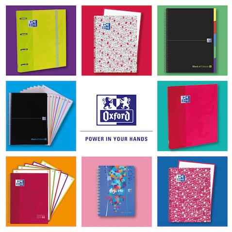 Productos Oxford para primaria, instituto, universidad, profesional y personal