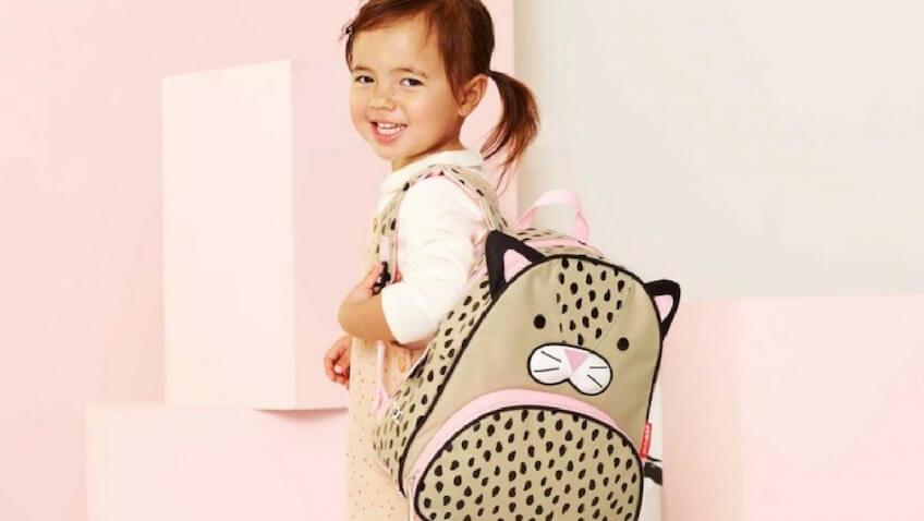 elegir la mejor mochila para la guardería de los niños