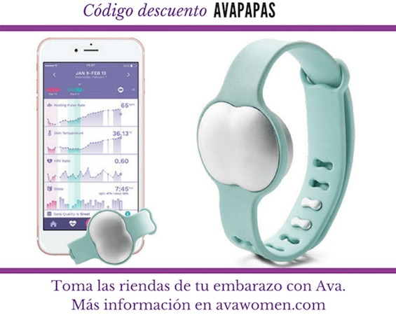 Código descuento pulsera Ava