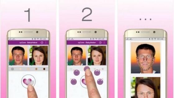 Cómo será mi bebé descúbrelo con estas apps gratis