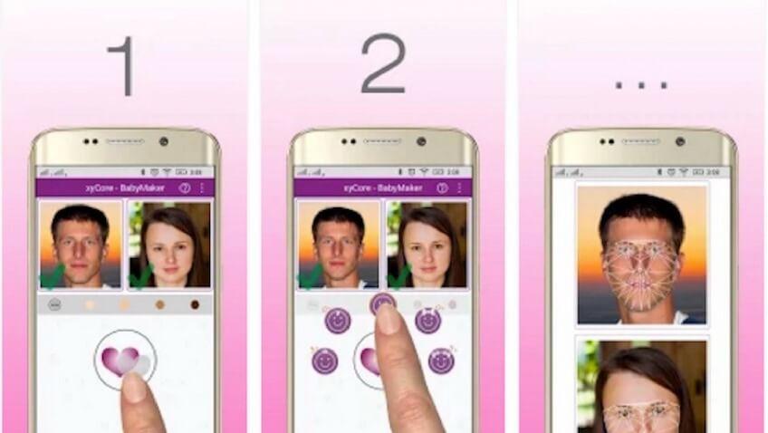 como sera mi bebé apps para saberlo gratis