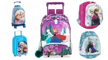 5 mochilas con ruedas de Disney Frozen rebajadas para la Vuelta al Cole