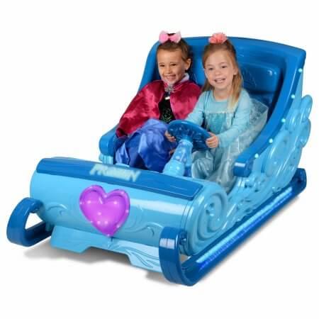 El trineo de Frozen a escala real para niñ@s