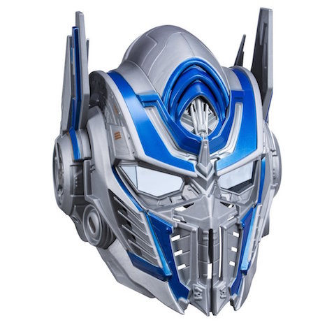 Casco Premium Optimus Prime de Transformers descuento