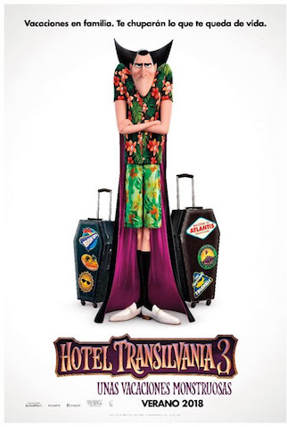 HOTEL TRANSILVANIA 3 de Sony Pictures Animation