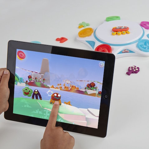 Play-Doh Touch Estudio Creaciones Animadas