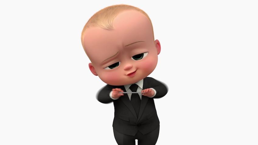 el bebé jefazo nominada a mejor película de animación