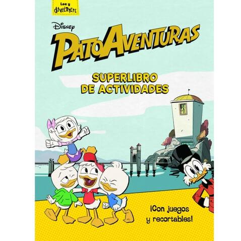 Patoaventuras, Superlibro de actividades de Libros Disney