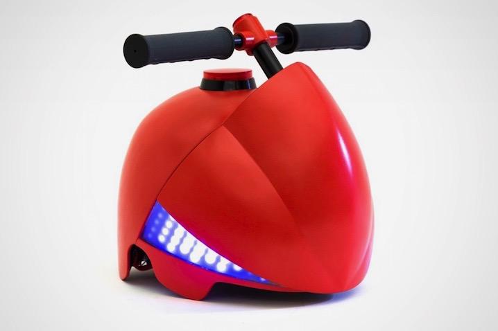 Piggyback driver casco divertido para niñ@s y adultos