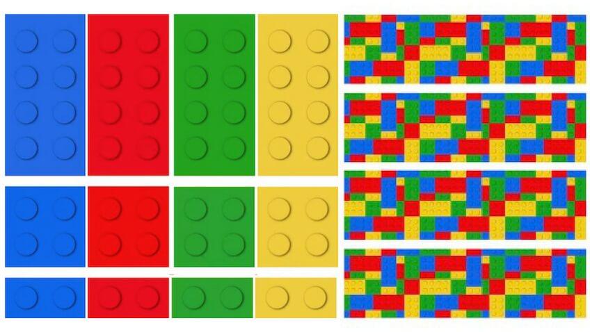 fiesta de cumpleaños de LEGO